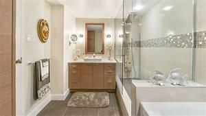 But Salle De Bain : salle de bain transitionnelle centre design r alit ~ Dallasstarsshop.com Idées de Décoration