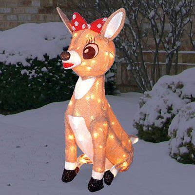 images  rudolph outdoor christmas decorations