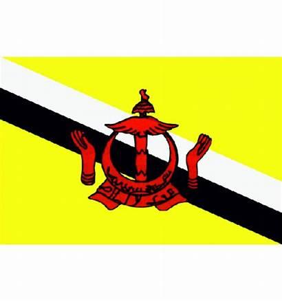 Brunei Exterior Bandera Asia