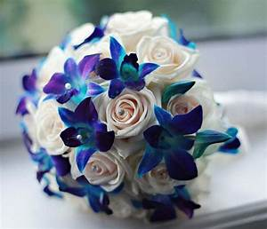 Bouquet Fleur Mariage : fleurs mariage 55 id es d co de table et bouquet de ~ Premium-room.com Idées de Décoration