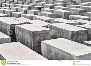 Memorial To The Murdered Jews Of Europe Editorial Image ...