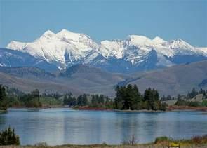Mission Mountains Montana