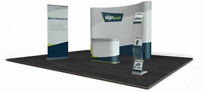 Trade Displays Display Tradeshow Banner Stands Background