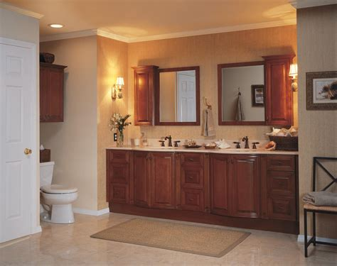 Lowes Bathroom Linen Cabinets