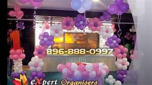 Expert Birthday Balloon Decoration in Chandigarh, Mohali