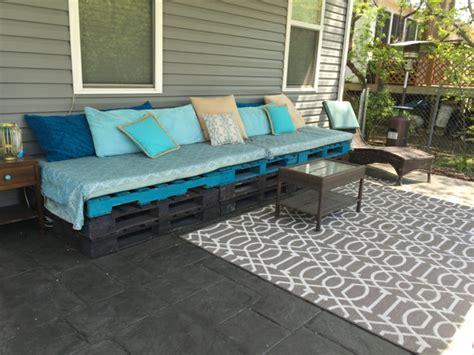 Wir Stellen Ihnen Das Sofa Aus Paletten Vor!