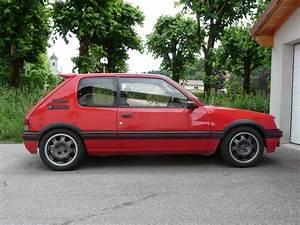 Peugeot Maiche : peugeot 205 gti 1 9l 130cv rouge vallelunga ~ Gottalentnigeria.com Avis de Voitures