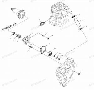 Polaris Atv 1999 Oem Parts Diagram For Water Pump