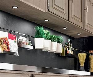 Eclairage Sous Meuble Cuisine : clairage cuisine sagne cuisines ~ Melissatoandfro.com Idées de Décoration