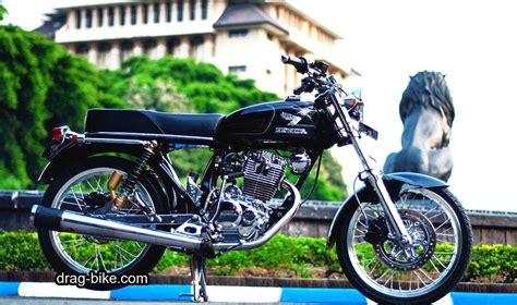 Gambar Cb Modif by 50 Foto Gambar Modifikasi Honda Cb 100 Klasik Style