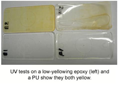 epoxy floor yellowing epoxy school epoxy product selection do uv stable and low yellowing epoxies exist