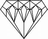 Diamond Jewel Diamonds Clipart Coloring Printable Jewels Svg Stone Transparent Pages Pinclipart Colouring Background Illustration Light Clip  Refraction Pixabay sketch template