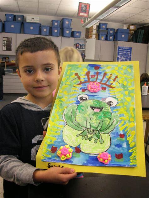 jamestown elementary art blog st grade claude monet