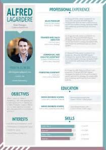 Clean Resume Template Word Professional Resume Motivated Resume Mycvfactory