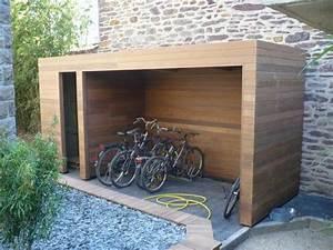 Cabane A Velo : abri a velo de jardin construire cabane de jardin maisondours ~ Carolinahurricanesstore.com Idées de Décoration