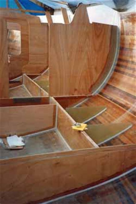building  wooden boat fitting  interior structure part