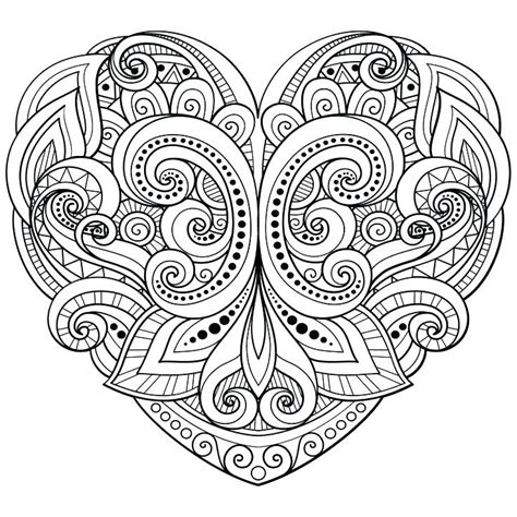 angel heart coloring pages  getcoloringscom