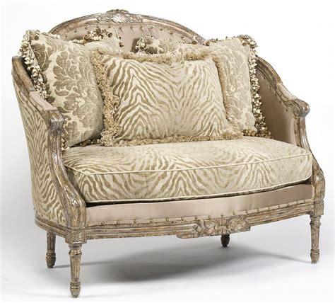 Luxury Settees by Bernadette Livingston Furniture Llc East Greenwich Ri