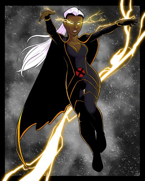 The character was created by writer len wein and artist dave cockrum. X-men: Red, Storm by Cadhla182 on DeviantArt