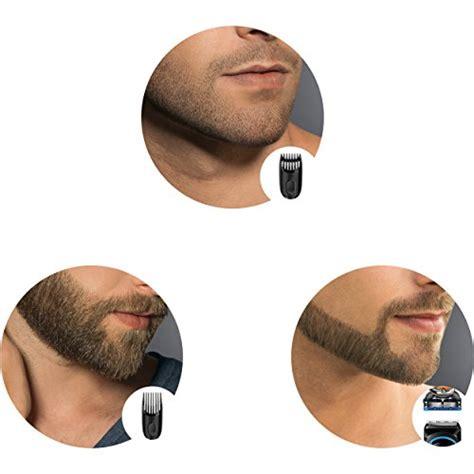 braun bt hair beard trimmer men ultimate precision