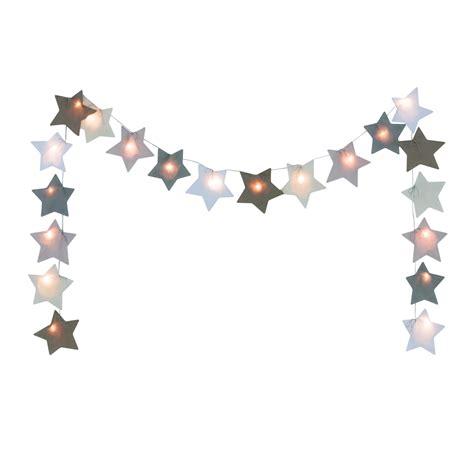 chambre noir et gris guirlande lumineuse étoiles beige numéro 74 pour chambre enfant les enfants du design