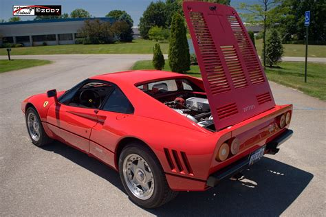 Ferrari 288 GTO | Caught it right as it was being loaded ...