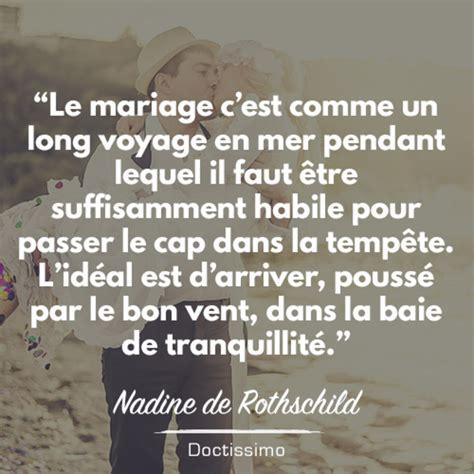1er anniversaire de mariage citation nadine de rothschild mariage