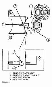 2004 Dodge Durango Serpentine Belt Routing And Timing Belt