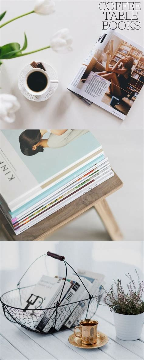 Coffee table books are an authentic form of education and a fine way to spend some of your abundant free time. 12 Minimal Scandinavian Coffee Table Books | Scandinavian coffee table, Scandinavian style ...