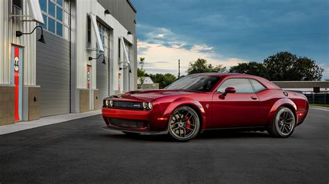 Dodge Backgrounds by 2018 Dodge Challenger Srt Hellcat Widebody Wallpapers Hd