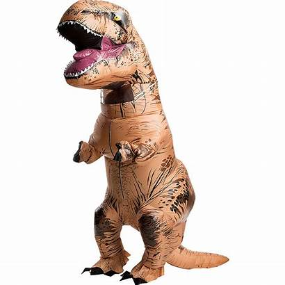 Dinosaur Rex Inflatable Costume Jurassic Adult Party
