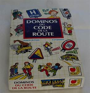 Jeu Code De La Route : jeu de soci t domino dominos du code de la route collections des mus es ~ Maxctalentgroup.com Avis de Voitures