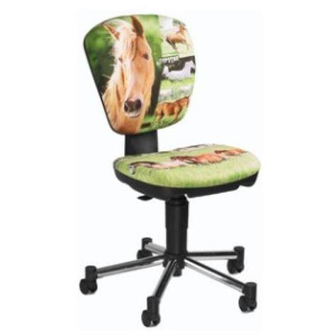 chaise de bureau pour enfants cheval chaise de bureau pour enfants kiddi