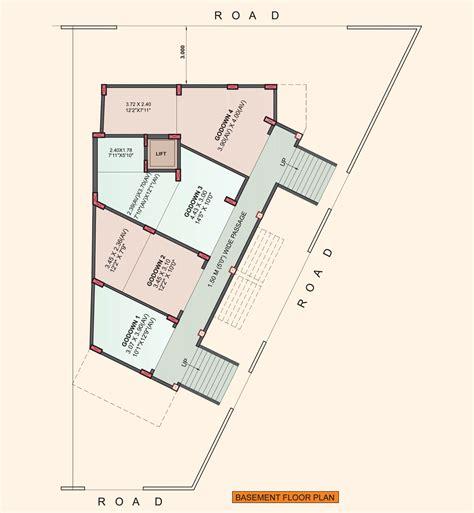 views floor plans project   khare club house area sangli