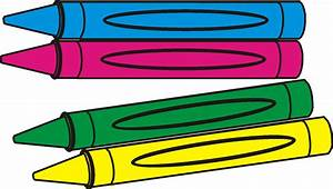 Crayons Clipart Black And White | Clipart Panda - Free ...