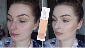 *NEW* Maybelline Superstay 24h Full Coverage Foundation ...