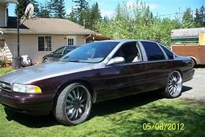fubar: jonchristen's photo -- 96 impala ss on 24s purple ...