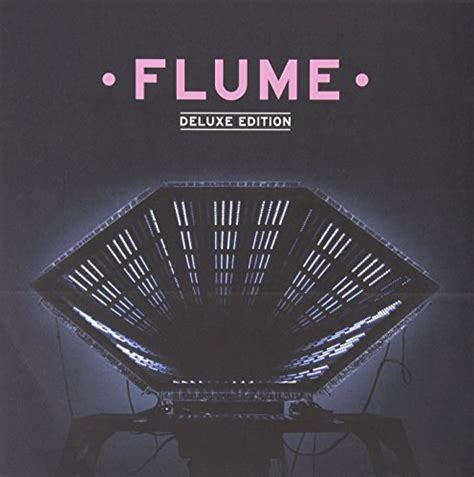 Flume Cover by Flume Cd Covers
