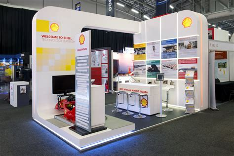 impressive kitchenware mining indaba hott3d exhibition stands for clients shell