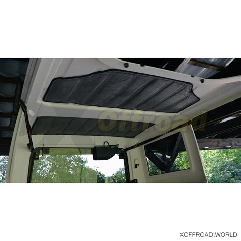 dachisolierung innen dachisolierung innen hardtop 4 t 252 rer jeep wrangler jk xoia017 x offroad