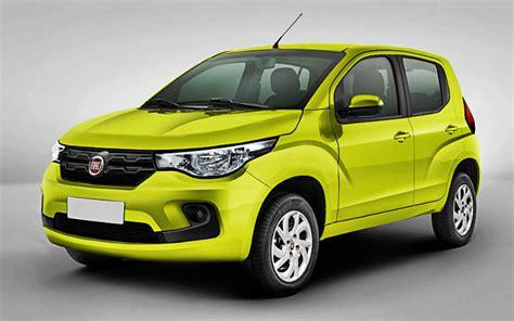 Novo Fiat Mobi  Novidades Do Carro • Seminovos