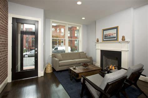 Washington Dc Row House Design, Renovation And Remodeling