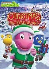 backyardigans christmas with the backyardigans dvd 2010 new dvd