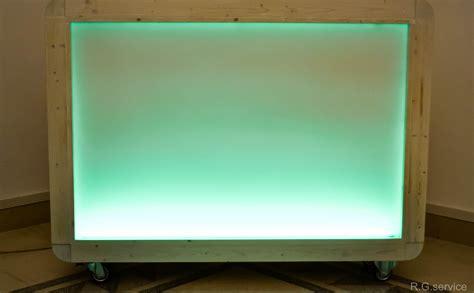 bancone bar illuminato bancone bar luminoso richiudibile bancone bar in