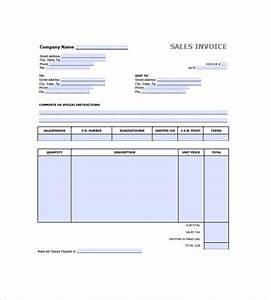 retail invoice template 8 free sample example format With retail invoice format in excel sheet free download