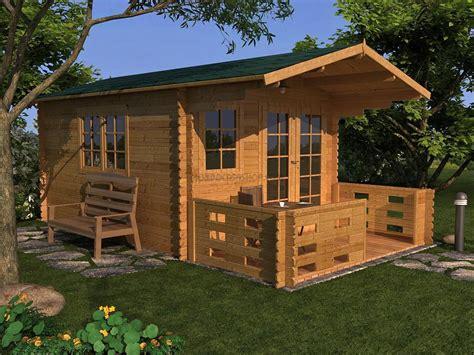 Holzhäuser Holzhaus