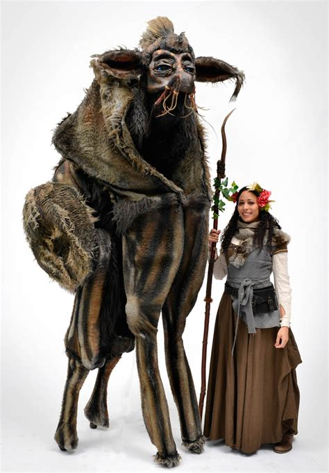 Mythical Creatures | Larger Than Life