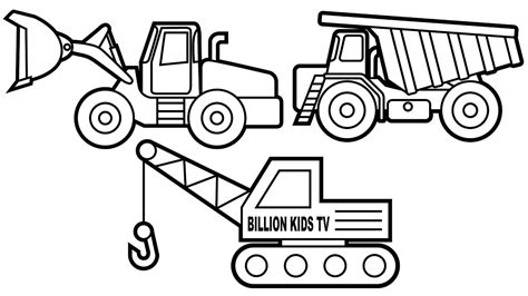 Fresh Crane Truck Coloring Pages Gallery