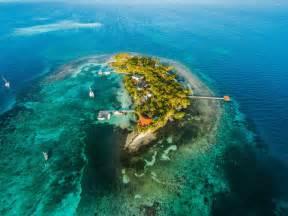 Hatchet Caye Island Belize