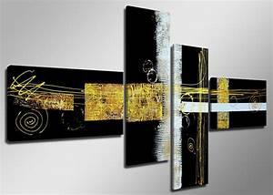 Wandbilder Xxl Mehrteilig : abc leinwandbilder wandbilder abc leinwandbilder wandbilderleinwandbilder abstrakt gold ~ Markanthonyermac.com Haus und Dekorationen